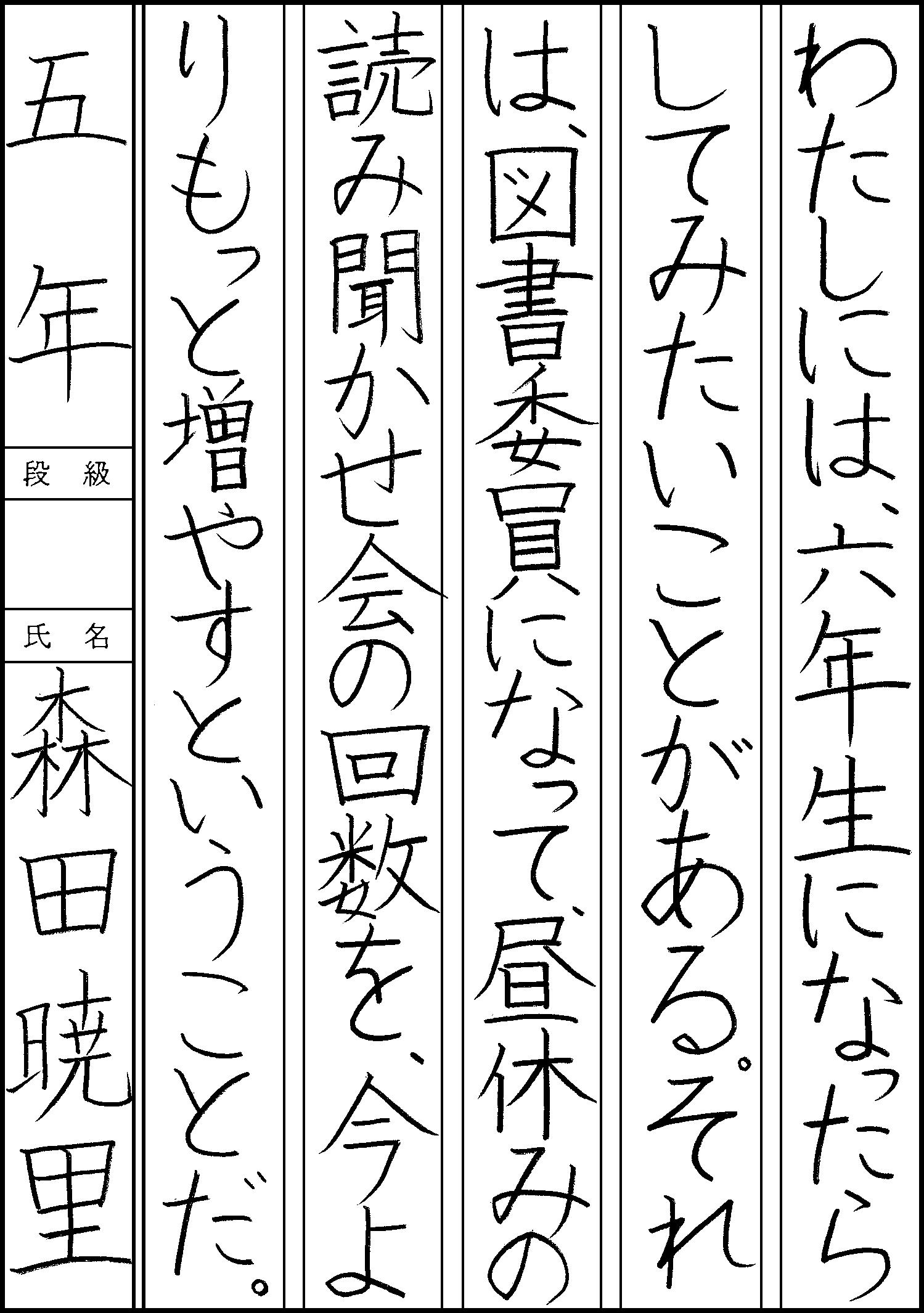 森田 暁里